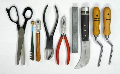 Glazier_tools